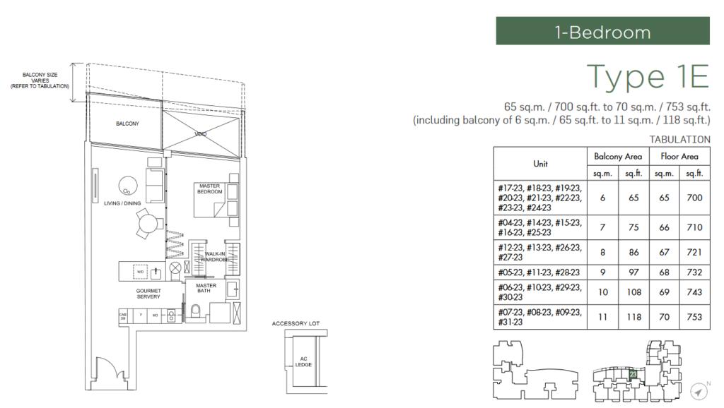 marina-one-residences-floor-plan-1-bedroom-type-1E