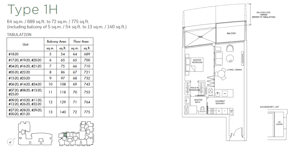 marina-one-residences-floor-plan-1-bedroom-type-1H
