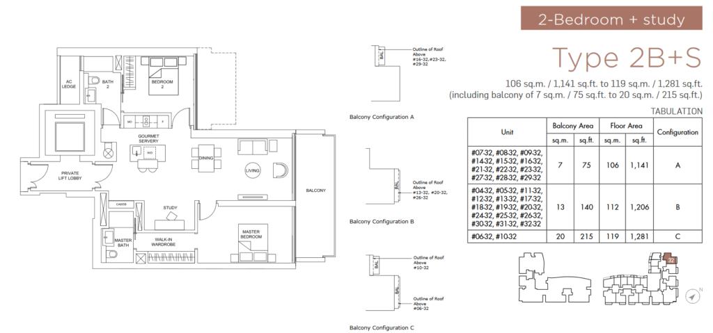 marina-one-residences-floor-plan-2brs-Type2Bs-singapore-1024x479